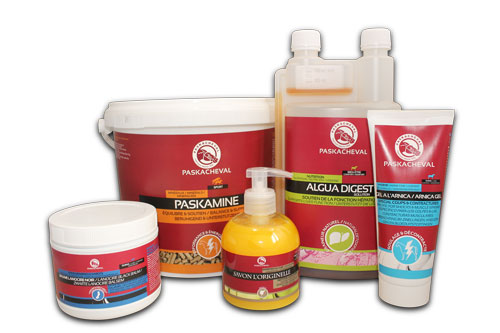 Paskacheval products range