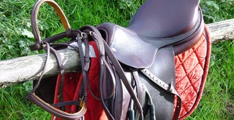 Riding equipment maintenance