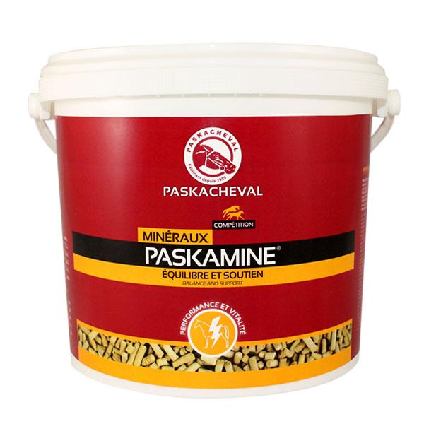 Produit Paskamine Paskacheval complement mineraux polyvitamine cheval