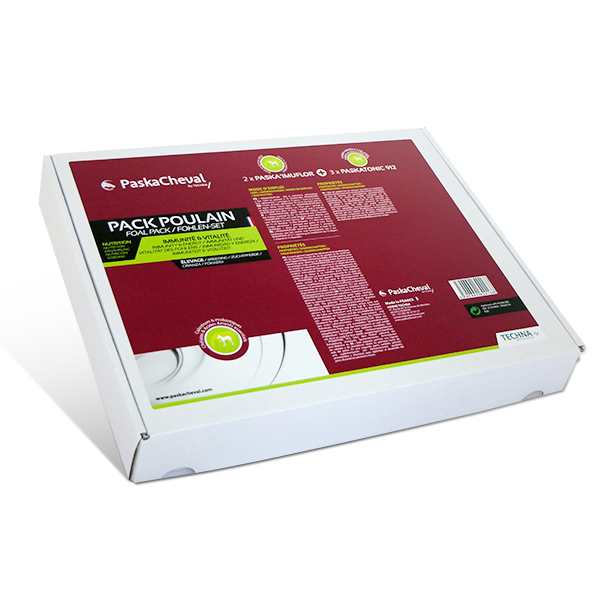 Product foal pack Paskacheval boost immunity vitality of foals
