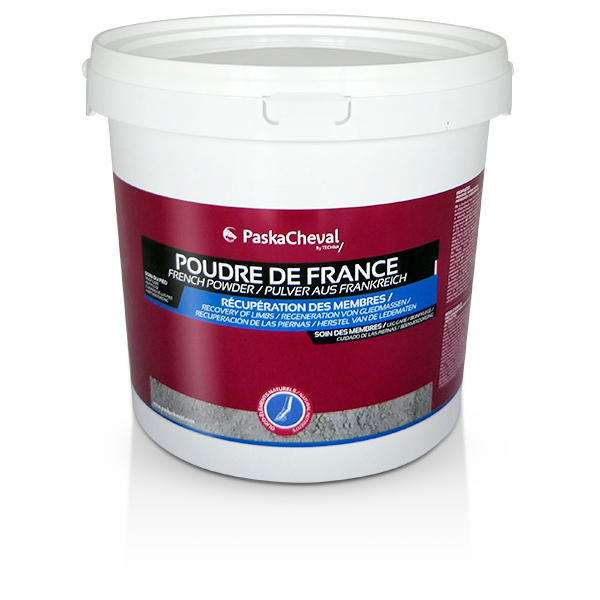 french powder recovery horse limbs