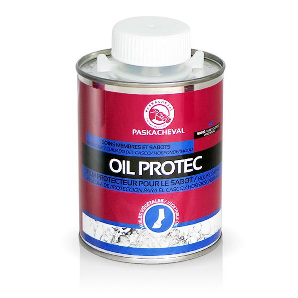Oil protec horse hoof elasticity