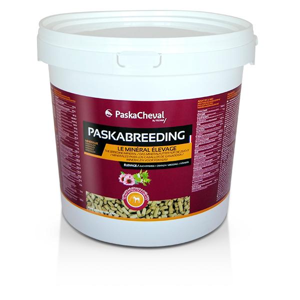 paskacheval product Paskabreeding pellets multivitamin mineral for breeders